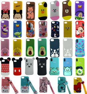 Silicone Case For IPhone 6 7 8 Plus