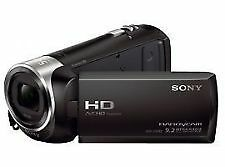 SONY HDR-CX240E FULL HD VIDEO HANDYCAM 9.2MP CAMERA + 1YR SELLER WARNTY