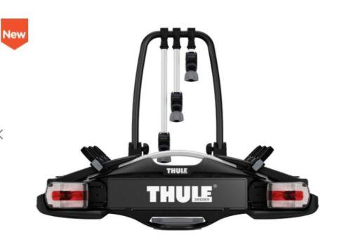 Thule 927 Velocompact 3 Three Bike Cycle Carrier Rack