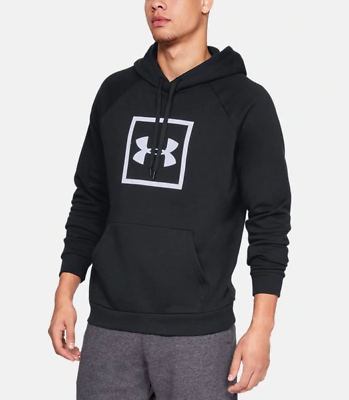 Under Armour Uomo Hoodie Rival in pile 1320736
