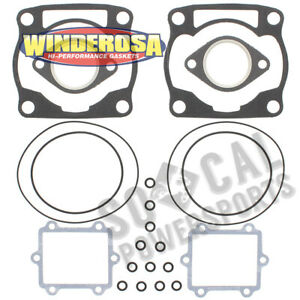 Winderosa Top End Gasket Kit For Arctic Cat ZL 500 1998-2000 500cc
