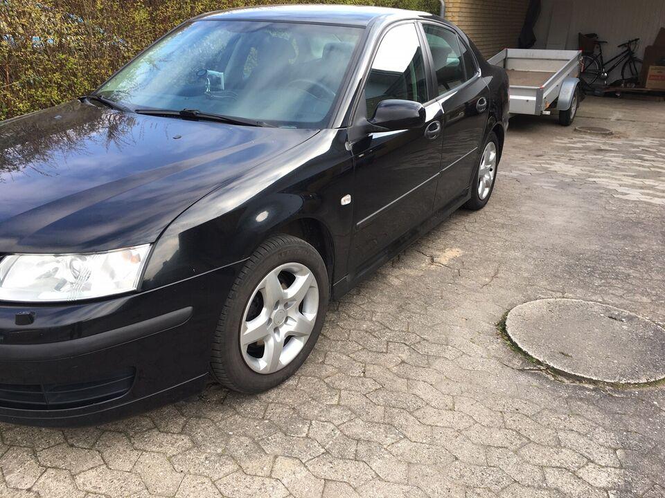 Saab 9-3, 1,8i Linear Sport Sedan, Benzin