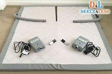Select Comfort Sleep Number Flex Top King Dual Temp Layer Pump Remote DualTemp