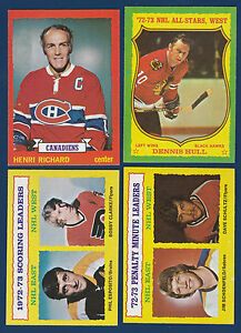 HENRI-RICHARD-73-74-TOPPS-1973-74-NO-87-EXMINT-7349