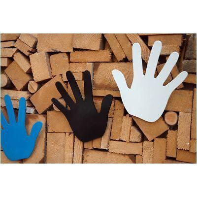 Blau Cabanaz Wandhaken Hände