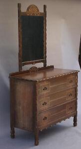 1930s Dresser W Mirror Amp Drawers Spanish Revival Rancho