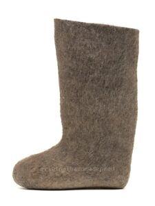 Details about Original Russische Valenki Filz Stiefel Wolle Walenki Winter Boots Filzstiefel