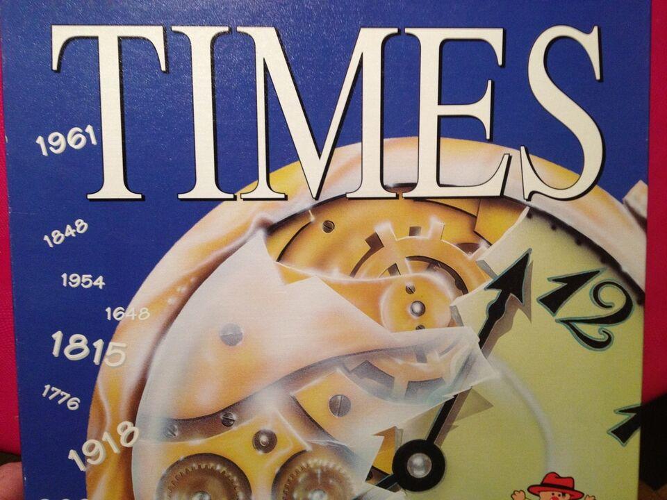 TIME, familie spil, brætspil