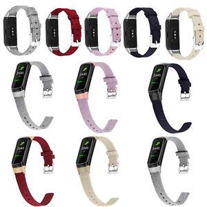 Uhrenarmband-Armband-Band-Strap-Ersatz-fuer-Samsung-Galaxy-Fit-SM-R370-Uhr-Nylon