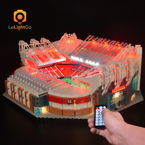 Remote control Light kit For LEGO Old Trafford Manchester United 10272 Creator