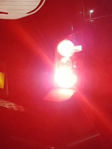 921 Led 12v W16w Red L//L 9213R-02B Osram Genuine Top Quality Product New X2