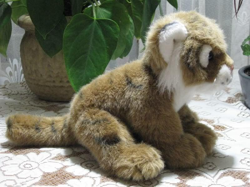 Beren Toys Dutch Holland TIGER CUB CUB CUB Stuffed Plush Animal 9