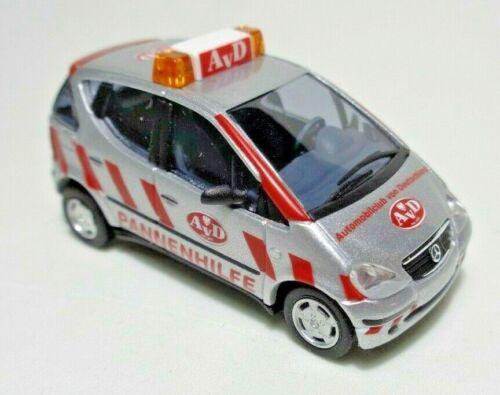 Neu OVP Busch 48616 Mercedes-Benz A-Klasse AvD Pannenhilfe-Fahrzeug H0