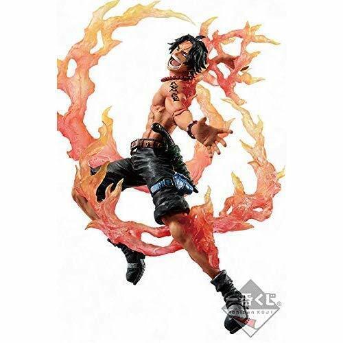 BANDAI Ichiban kuji One Piece Takumi no keifu figure Portgas D Ace