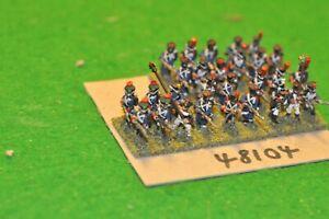 15mm/NAPOLEONICO Francese-Granatieri 28 Fichi (come foto) - INF (48104)