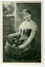 AK O. Lingner, Guter Jahrgang, Feldpost Bayr. IR 32, 1917
