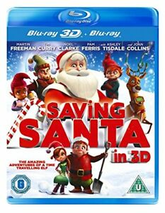 Saving-Santa-Blu-ray-3D-Blu-Ray-DVD-Region-2