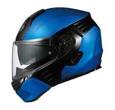OGK KABUTO KAZAMI FLAT BLUE/BLACK XL Helmet Japanese Model