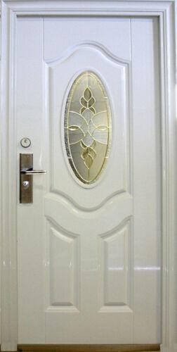 intérieur gauche 100x205,mit verre porte porte en acier Porte sécurité portes