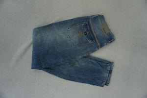 PEPE-JEANS-Zoe-Damen-straight-regular-fit-Hose-28-28-W28-L28-blau-NEU-M