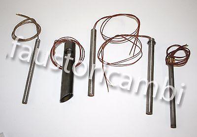 candeletta elettrodo accensione resistenza stufa pellet