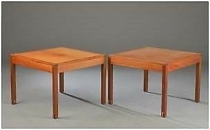 Sofabord, Børge Mogensen, mahogni