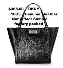 DKNY NWT French Grain Leather Tote Handbag  Satchel Bag gift  $368