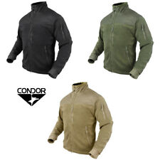 Condor 601 Tactical Military Hunting Alpha Micro Fleece Jacket