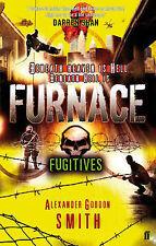 Furnace 4: Fugitives, Alexander Gordon Smith, New Book