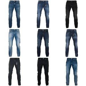 reputable site 73728 39f54 Details about Diesel Jeans - Diesel Thommer Slim Fit Jeans - 084GR, 0687U,  0859X, 084MW - BNWT