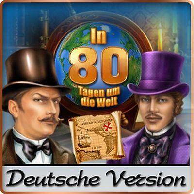 ⭐️ In 80 Tagen um die Welt - Around the World in 80 Days - PC / Windows ⭐️