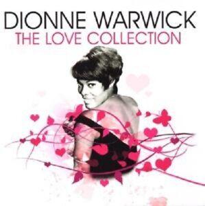 DIONNE-WARWICK-034-THE-LOVE-COLLECTION-034-CD-NEUWARE