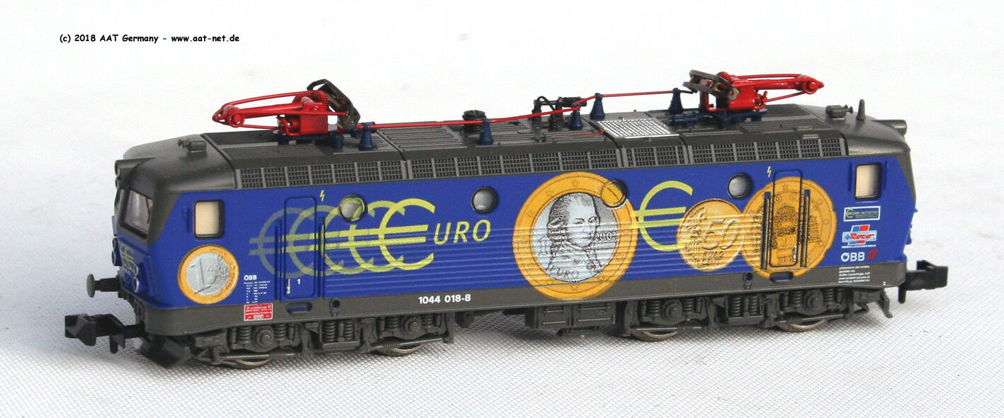 Roco N 23464-Series 1044 018-8 of ÖBB  euro , EP. V, NEW, Conf. Orig.