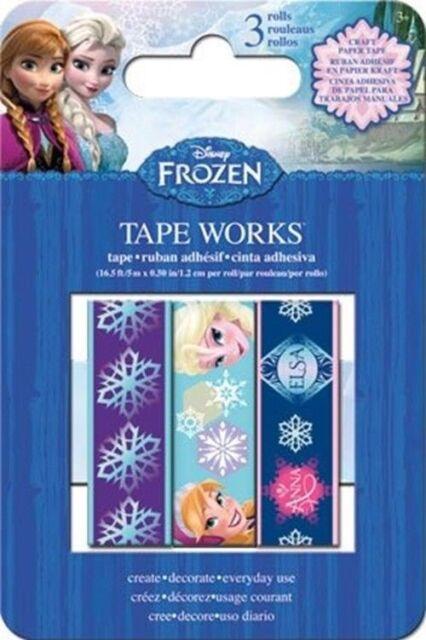 Minions Washi Tape Tapeworks Assortment 3 Spools