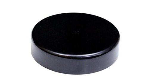 "Marine Dock 6.5/"" Piling Cone Flat Cap Boat Pylon Edge Post Head Black Cover"