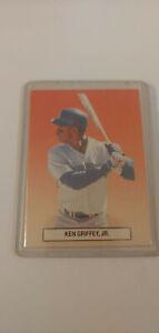 1989 Premier Player Baseball Card Ken Griffey Jr. #5 Seattle Mariners NM/MT
