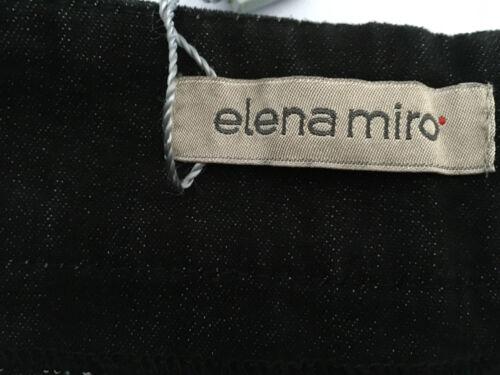 Negro mujer 19 79 de 'Elena invierno Poliéster Algodón para 50 41 Pantalón Miro' Y1XRqq