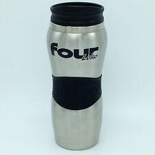 Four Loko Stainless Steel Travel Tumbler Coffee Cup Caffeine Malt Liquor Beer