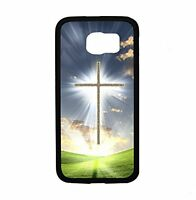 Christian Cross For Samsung Galaxy S6 I9700 Case Cover