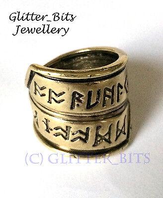Thorin Revenge Ring Hobbit LOTR Desolation Smaug Lord Of The Rings Dwarf RUNE