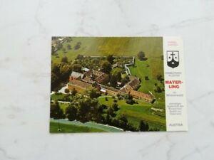 Mayerling Karmelitinnen Kloster im Wienerwald