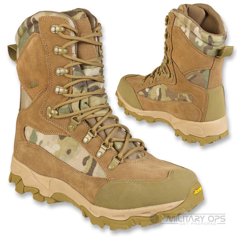 VIPER Elite Boot 5 MULTICAM MTP SPEC OPS Recon Boot Elite Leggero Militare Esercito 76d2f7