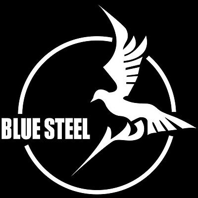 Arpeggio of Blue Steel Emblem decal sticker