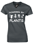 POWERED-BY-PLANTS-LADIES-T-SHIRT-VEGETARIAN-VEGAN-MEME-FASHION thumbnail 3