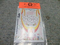 Slixx Decals 77 Jasper Engines Taurus F54