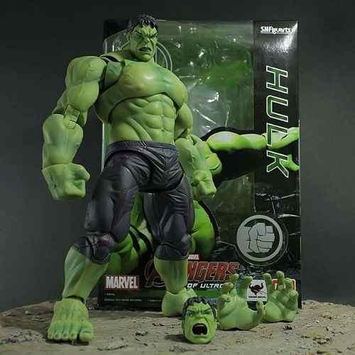 Marvel Marvel Marvel Figure Hulk Articulated 8 11 16in- Action Figure the Avengers 8,7   af1e30