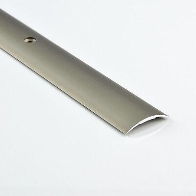 Abschlußprofil 30mm selbstklebend GOLD Übergangsprofil 90cm Bodenleiste