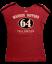 shirt Mustang Warson Sally 64 Rouge Motors Femmes T 1EEqwROPH