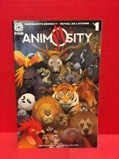 Animosity #1 (Aug 2016, After Shock Comics)