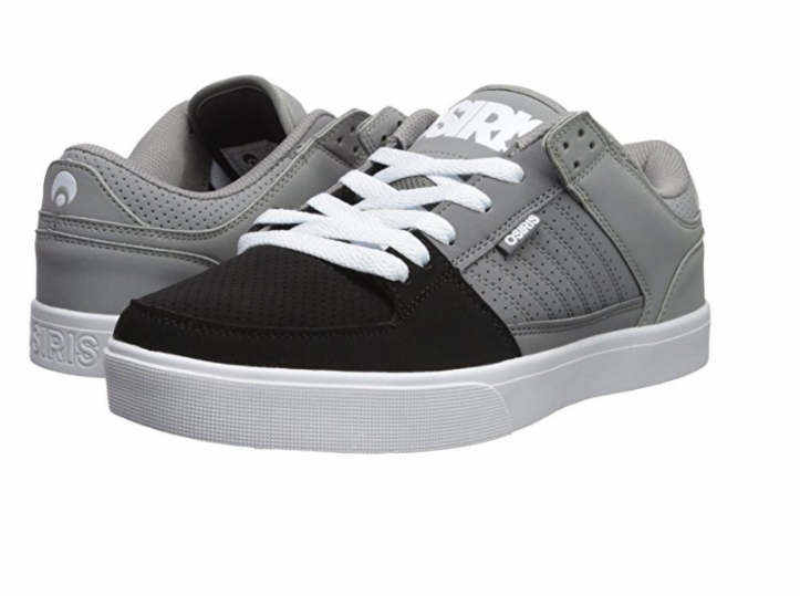 new arrival 00ef0 cb26f OSIRIS 12932618 PROTOCOL Mn´s (M) Grey Charcoal Black Synthetic Synthetic  ...